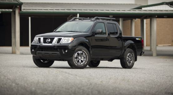 Pickup Truck Review: 2015 Nissan Frontier 4x4 on Everyman Driver