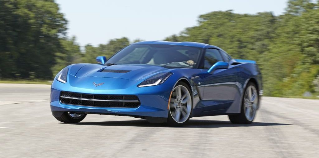 2015 Chevrolet Corvette Stingray on Everyman Driver