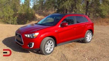 Off-Road Review: 2015 Mitsubishi Outlander Sport 2 4 GT AWC