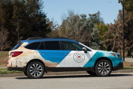 """Subaru and Google Partner to Support """"Expeditions Pioneer Program"""" on Everyman Driver"""