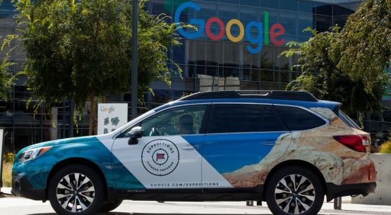 Subaru and Google Partner to Support