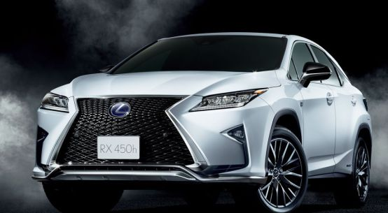 Lexus to Start Sales of Fully Redesigned RX with Japan Launch on Everyman Driver