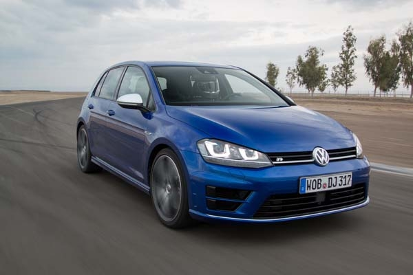 First Drive: 2015 Volkswagen Golf R on Everyman Driver