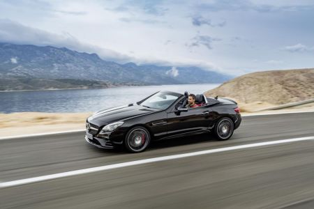 The New Mercedes-AMG SLC43 on Everyman Driver