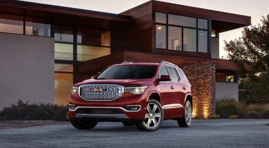 All-New 2017 GMC Acadia on Everyman Driver