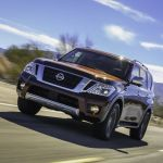 2017 Nissan Armada at 2016 Chicago Auto Show on Everyman Driver