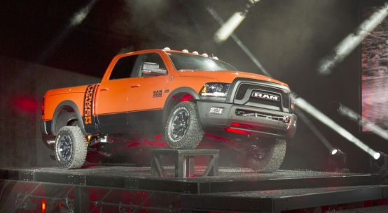 2017 Ram Power Wagon on Everyman Driver