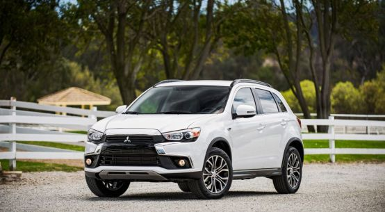 2016 Mitsubishi Outlander Sport on Everyman Driver