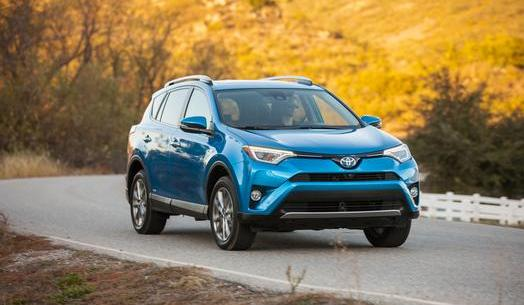 First Drive: 2016 Toyota RAV4 Hybrid on Everyman Driver