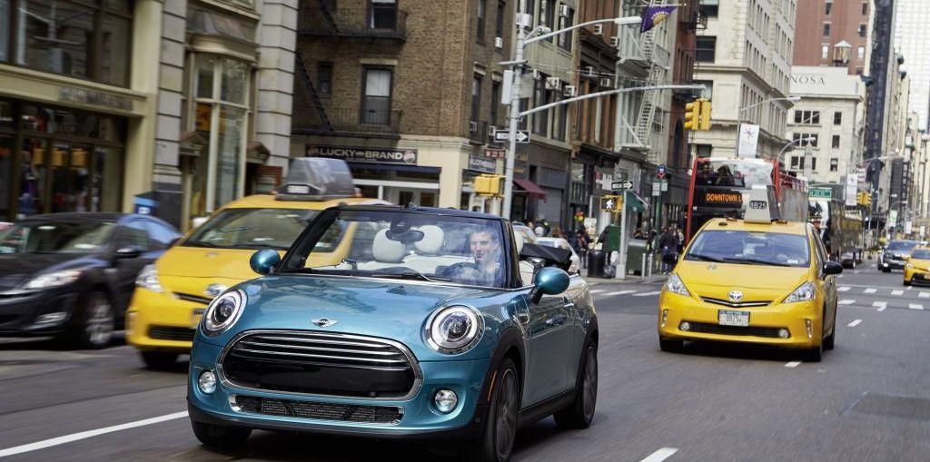 MINI at the 2016 New York International Auto Show on Everyman Driver