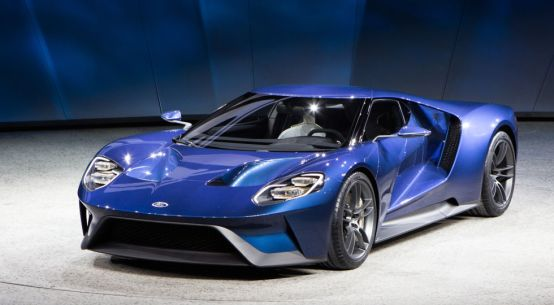 2017 Ford GT Earns Gene Ritvo Award for Design and Elegance on Everyman Driver