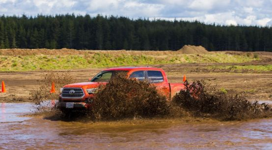 Off-Road: 2016 Toyota Tacoma TRD on Everyman Driver