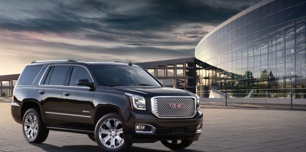 2016 GMC Yukon Named Best Large SUV for Families on Everyman Driver