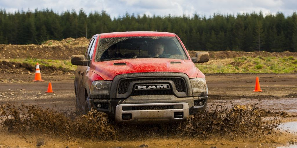 2016 RAM 1500 Rebel Off Road