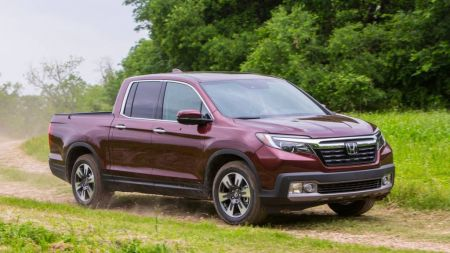 2017 honda ridgeline on everyman driver with dave erickson