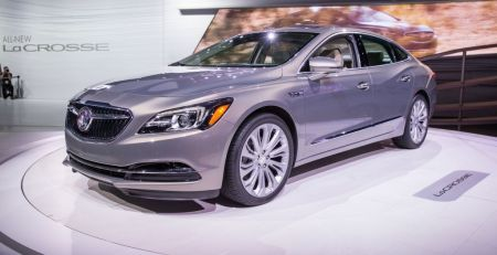 At A Glance: 2017 Buick LaCrosse on Everyman Driver