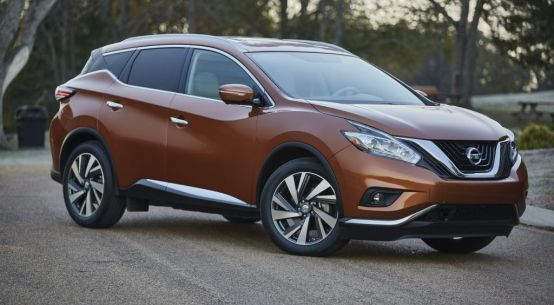 2016 Nissan Murano AWD on Everyman Driver