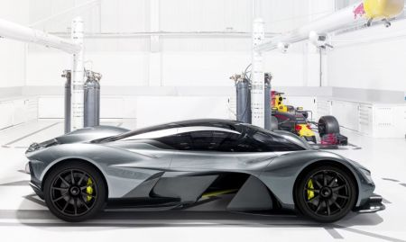 Aston Martin AM-RB 001 Revealed on Everyman Driver 5