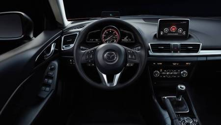 2017 Mazda3 on Everyman Driver