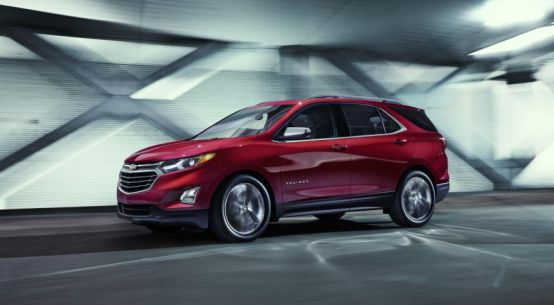 2018 Chevrolet Equinox on Everyman Driver, Dave Erickson
