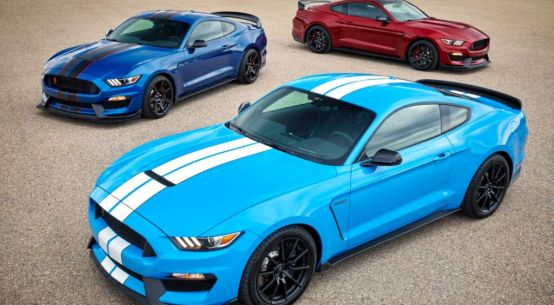 2017 Ford Mustang Shelby GT350 Walkaround and Review Video