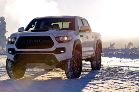 Everyman Driver: 2017 Toyota Tacoma TRD Pro First Look and Off-Road Demo