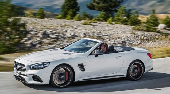 Everyman Driver: 2017 Mercedes-Benz SL63 AMG First Drive