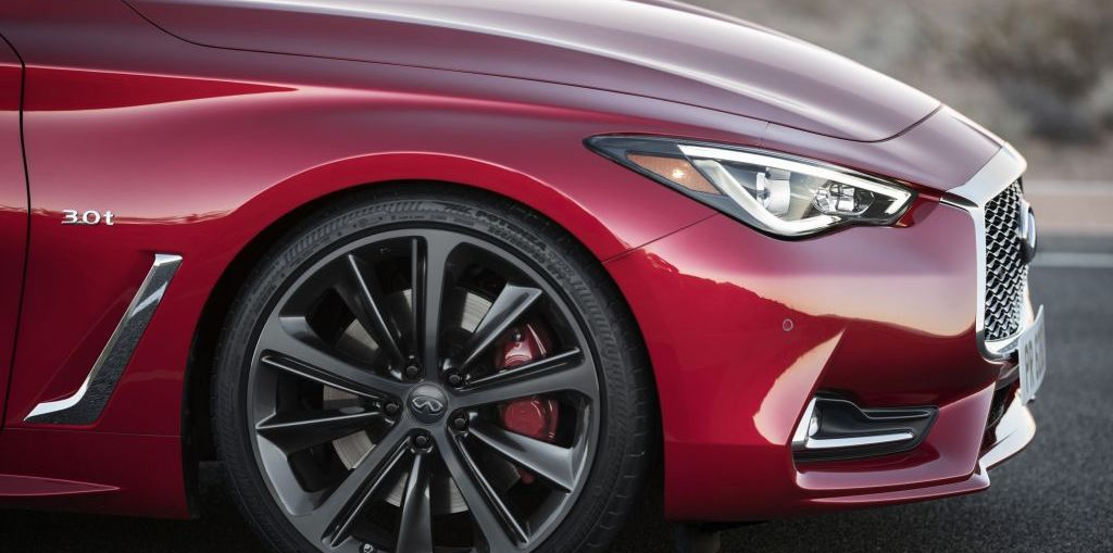 Everyman Driver: 2017 Infiniti Q60 Red Sport 400 Review