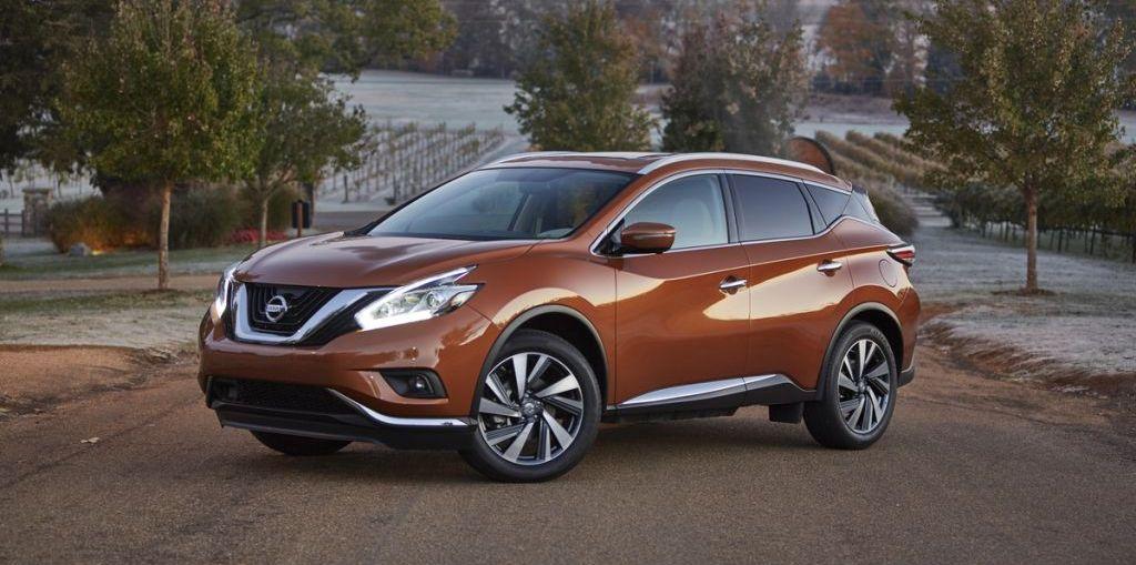 2017 Nissan Murano on Everyman Driver, Dave Erickson