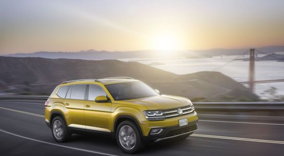 2018 Volkswagen Atlas 7-Passenger SUV First Look Video