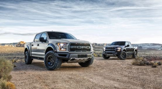 2017 F-150 Raptor on Everyman Driver with Dave Erickson