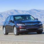 2017 Acura RLX Sport Hybrid on Everyman Driver with Dave Erickson