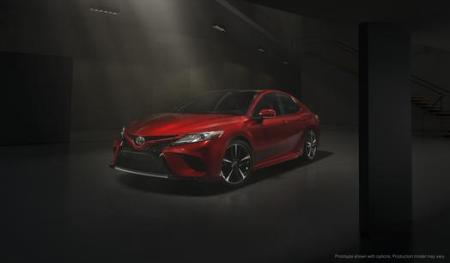2018 Toyota Camry on Everyman Driver with Dave Erickson