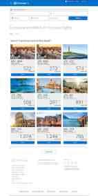 Air Europa airTRFX page