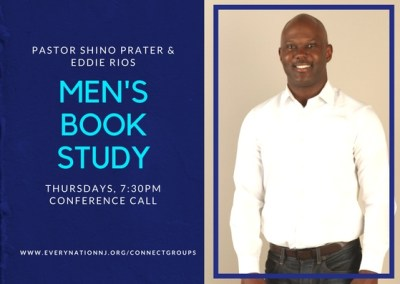 Men's Book Study Connect Group