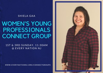 Women's Young Professionals Connect Group