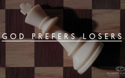 God Prefers Losers