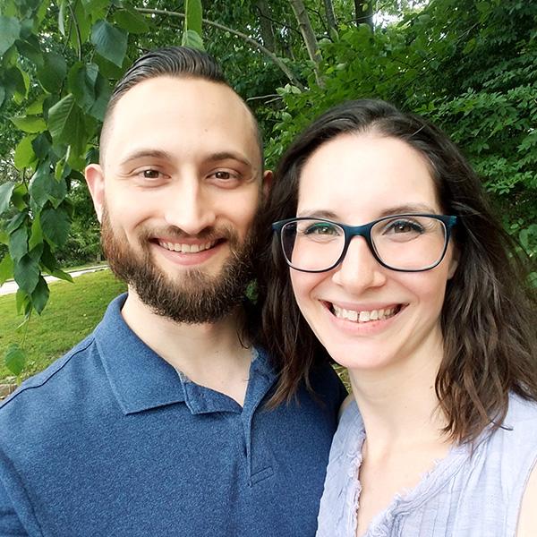 David and Jenny Carta