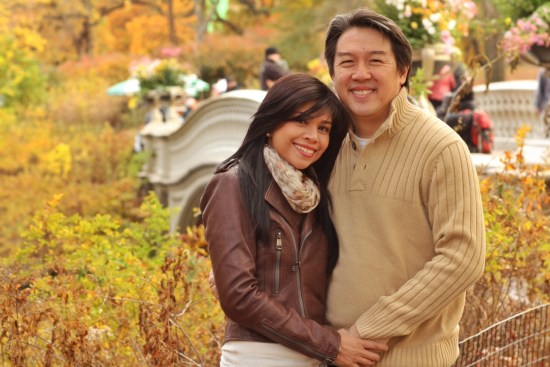 Pastor Bruce and Teri Ho
