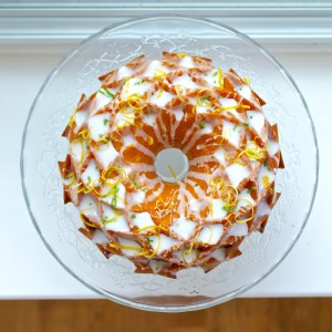 Pioneer Woman's Lemon Lime Cake