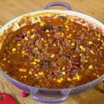Whole spice chilli con carne