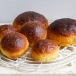How to make brioche burger buns