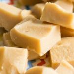 Soft & Creamy Vanilla Fudge-6