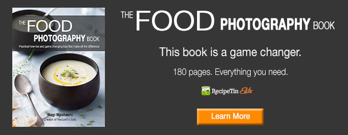 The Food Photography Book