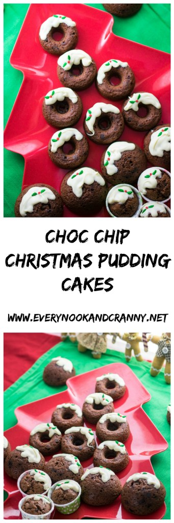choc-chip-christmas-pudding-cakes