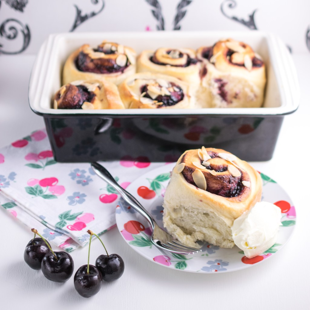 cherry-almond-buns-2