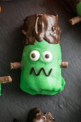 Frankenstein Minty Rolls!