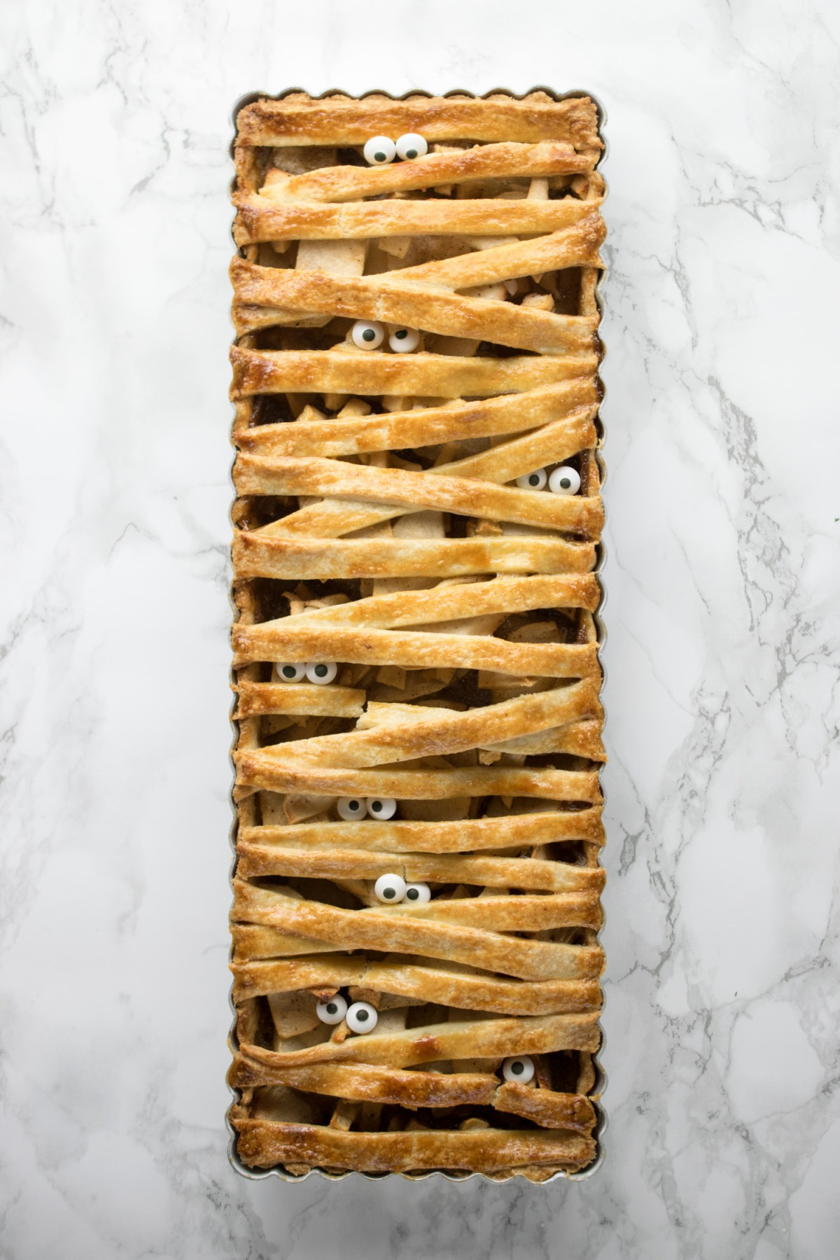 Mummified Apple Pie
