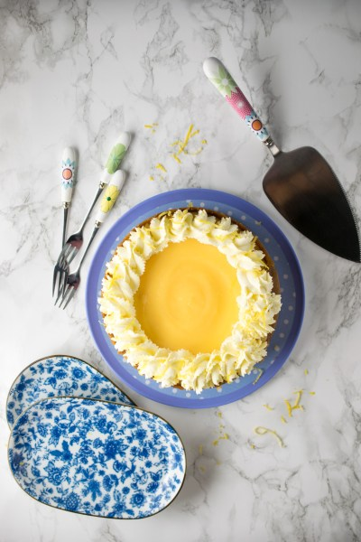 instant-pot-lemon-ginger-cheesecake