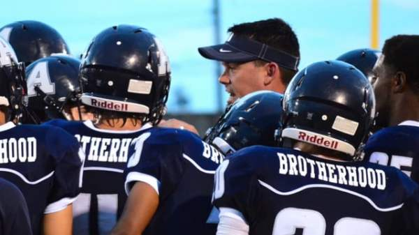 The story of how a football coach saw transformation of students on and off the field. A story from FCA